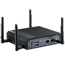 Advantech's UTX-3115 is a fanless gateway compact box PC used to connect, share, and transport data from the edge to the cloud.