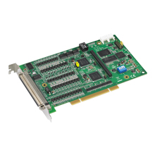 Advantech offers application ready industrial-grade encoder input and isolated I/O cards for general motion control (GMC) applications.  Advantech's motion control cards have 3 and 4-axis inputs with pulse-type and voltage-pulse models. Advantech also provides a complete line of AMONET (Advantech Motion Network) distributed motion modules. All of the cards are supported by complete motion control libraries under DOS and Windows OS.