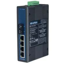 Advantech's Industrial Communications solutions not only reliably connect sensors and I/O devices from field sites and factories, but provide an Ethernet backbone to integrate switches and device servers in real time. Choose from the categories below to make your industrial network bulletproof.
