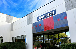 Advantech office in Milpitas, CA