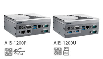 Adavntech AIIS-1200P and AIIS-1200U