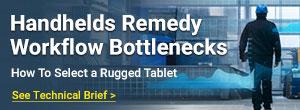 how Mobile Tablets remedy facility workflow bottlenecks