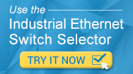 Industrial Ethernet Switch Finder