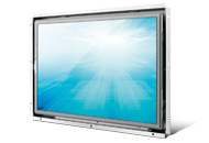 "The Advantech IDK-2000 series offer  Resistive Touch Screen are available in 1200-nit industrial grade LCD panels, touch panels and outdoor displays, and an LED driving board and optional resistive touch solution. Industrial grade LCD panels and touch panels range from 8.4"" to 31.5"", the series supports 1200-nit high brightness and wide temperature operation and use 20% less energy, perfect for indoor or outdoor displays."