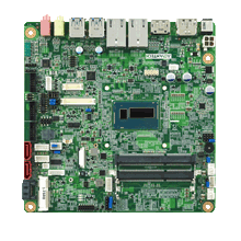 Advantech manufactures a thorough industrial motherboard offering from Mini-ITX Motherboard, Micro ATX to ATX form factors. Advantech industrial motherboards have strict revision control of 5 to 7 years.  They include the latest Intel® processors, PCIe/PCI expansion, wide temp, and communication for easy IoT development.