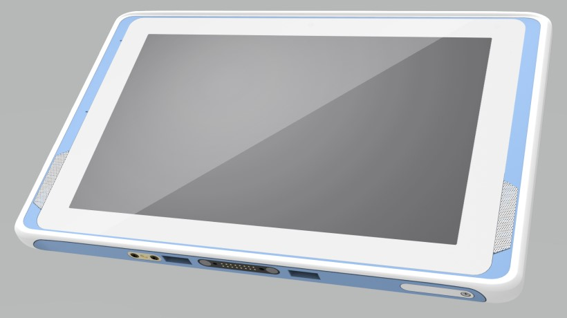 "10"" Medical Tablet PC with Intel Atom Processor"