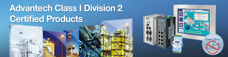 Class1 Div2 Products & C1D2 Automation Products for