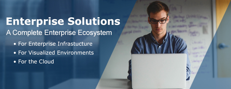 Enterprise Solutions. A complete Enterprise Ecosystem