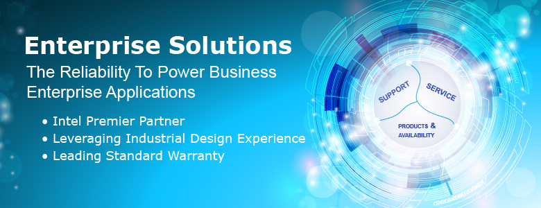 Enterprise Solutions. Business Enterprise Applications
