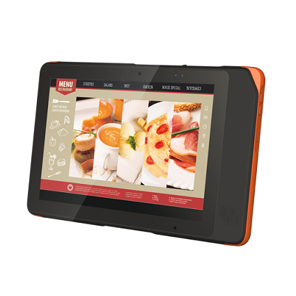 "10"" MOBILE TABLET POS"