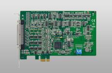 Data Acquisition I/O Cards PCIE-1810